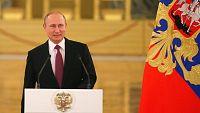 """Putin: """"Los Juegos est�n desvirtuados"""""""
