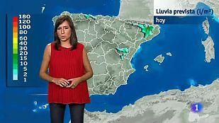 El tiempo en Andalucía - 27/07/16
