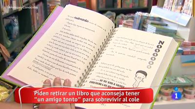 La Ma�ana- Pol�mica por el libro '75 consejos para sobrevivir al cole'