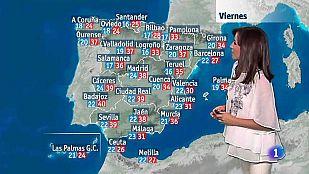 El tiempo en la Comunidad Valenciana - 28/07/16