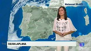 El Tiempo en Extremadura - 28/07/2016