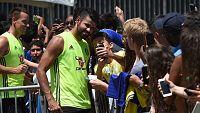 Posible regreso de Diego Costa al Atl�tico