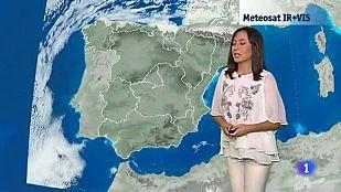El tiempo en Andalucía - 28/07/16