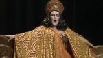 Segundo acto de 'Julio César', con Montserrat Caballé y Justino Díaz