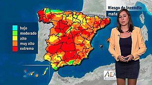 El tiempo en la Comunidad Valenciana - 29/07/16