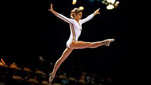 'Nadia Comaneci, la gimnasta y el dictador'