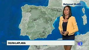 El Tiempo en Extremadura - 29/07/2016