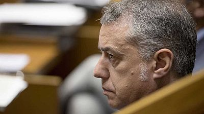 Iñigo Urkullu anuncia que las elecciones al Parlamento Vasco serán el próximo 25 de septiembre