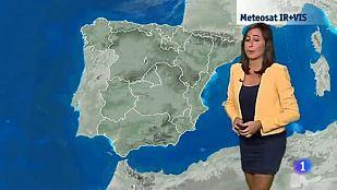 El tiempo en Andalucía - 29/07/16