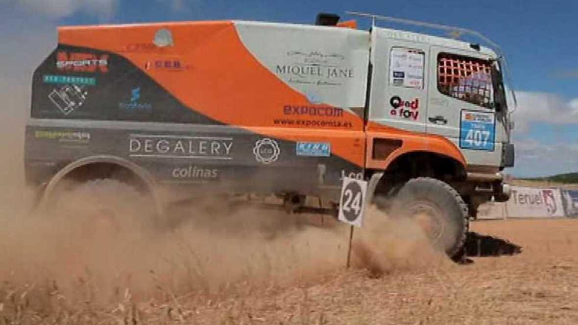 Motor Raid Baja Aragón 2016. Resumen - ver ahora