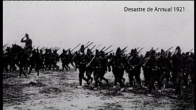 Se cumplen 95 años del Desastre de Annual, una de las más graves derrotas sufrida por las tropas españoles
