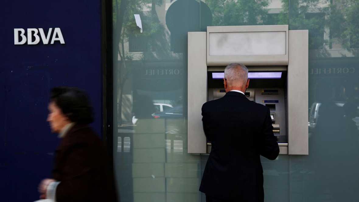 Los bancos espa�oles sacan buenas notas en los test de estr�s de Bruselas