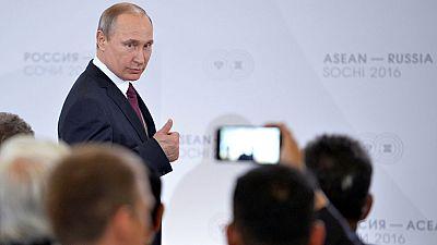 Trump podría ser el preferido de Putin para la Casa Blanca