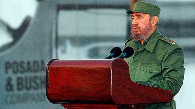 Fidel Castro, una década alejado del poder en Cuba