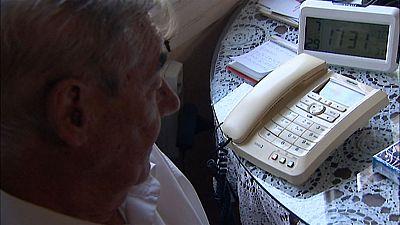 Un servicio que hace que los mayores se sientan más seguros y menos solos