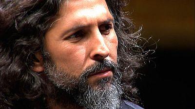 El cantaor Arcángel presentó su último trabajo en el Teatro Real de Madrid