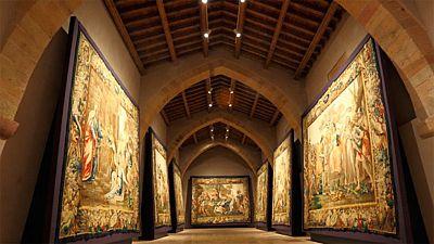 La catedral de Sigüenza acoge la exposición Atempora