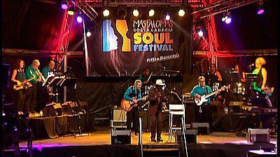 Finaliza el Maspalomas Costa Canaria Soul Festival