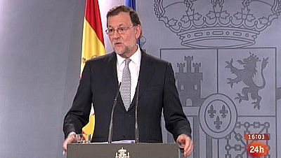 Parlamento - El foco parlamentario - Rajoy acepta el encargo de Felipe VI - 30/07/2016
