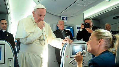 El Papa Francisco pide que no se identifique al Islam con la violencia