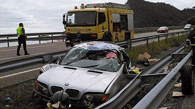 Casi 700 personas han fallecido en las carreteras en lo que va de 2016, 51 más que en 2015
