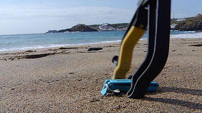 Playas como los chorros del oro