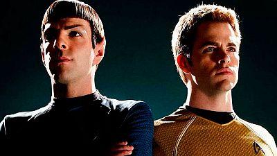La nave Enterprise vuelve a despegar en 'Star Trek: Más allá', la nueva aventura de la saga