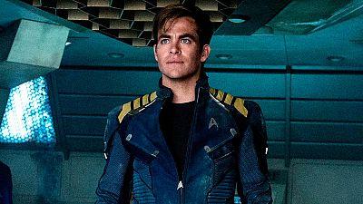 Exclusiva RTVE.es: los desafíos del Capitán Kirk en 'Star Trek: Más allá'