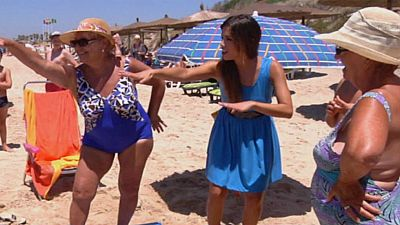 �C�mo divertirse en la playa?