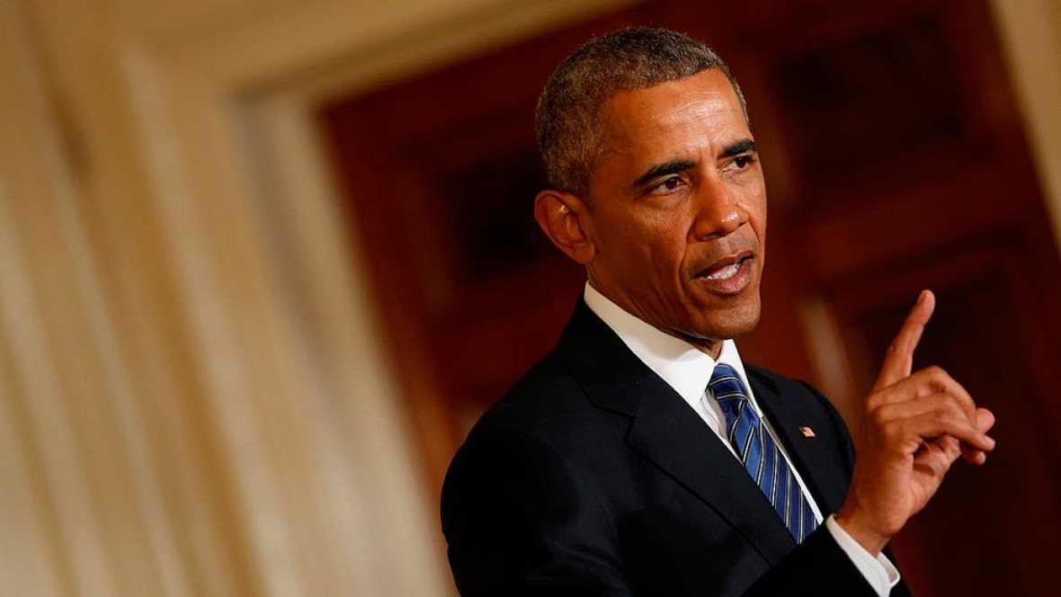 """Obama reitera que Trump """"no est� capacitado"""" para ser presidente"""