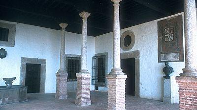 A vista de p�jaro - Monasterios (II)