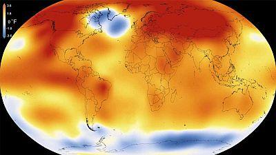 Los científicos certifican que la temperatura en la tierra sube de forma imparable