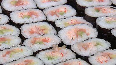 Fabricando sushi