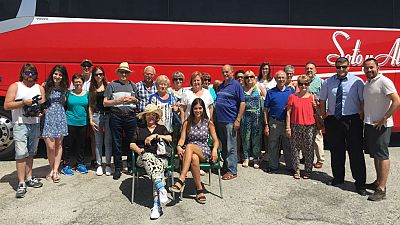 Adopta a Marta: de viaje a Benidorm