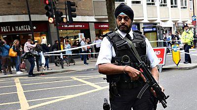 El atacante que mató a una mujer en Londres no estaba radicalizado