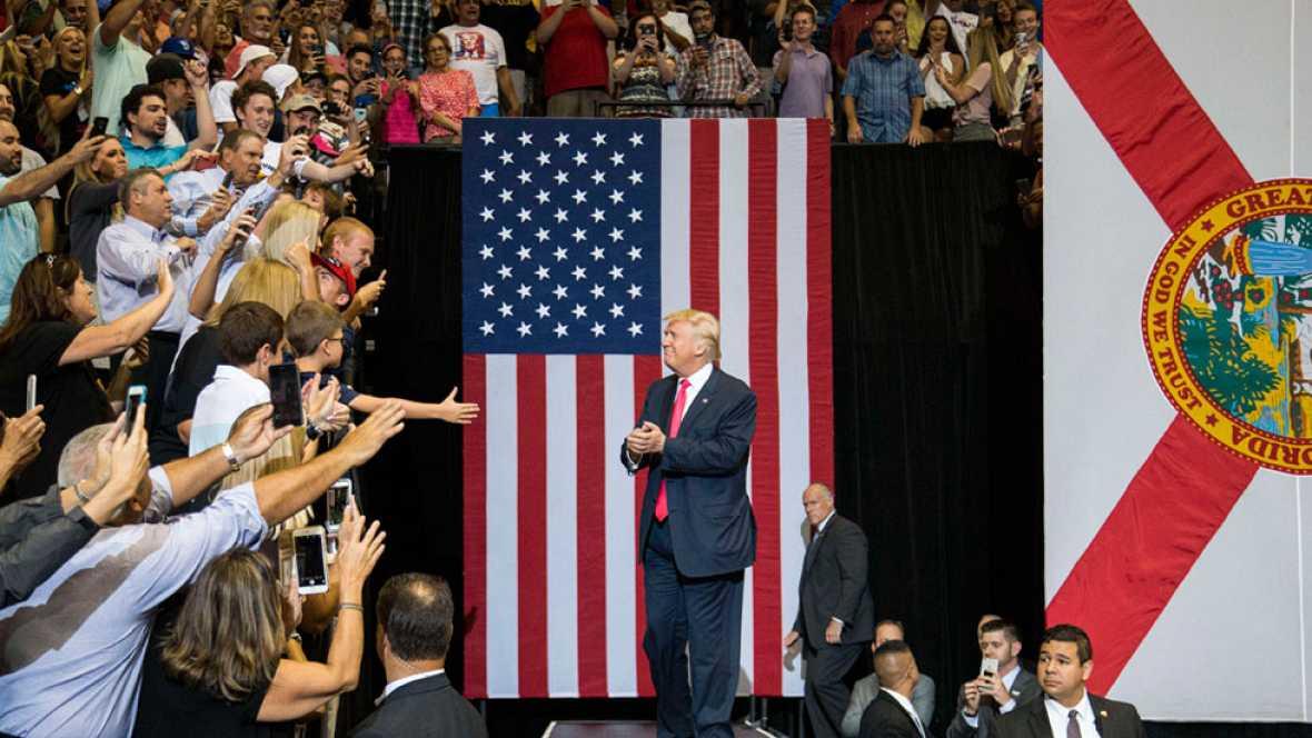 Grave crisis en el Partido Republicano ante los desplantes de Donald trump