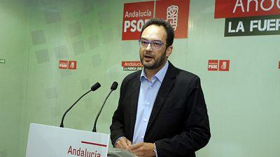 """El PSOE no descarta un debate interno y avisa al PP de que """"nadie quebrará"""" a los dirigentes socialistas"""