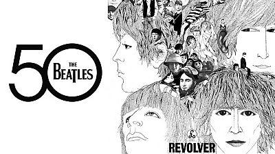 """50 años de la publicación de """"Revolver"""", de The Beatles"""