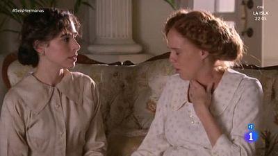 Seis Hermanas - Celia les cuenta a sus hermanas sus sospechas sobre Marina