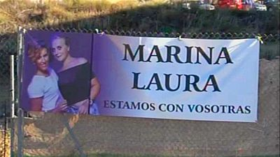 Se cumple un año de la desaparición en Cuenca de Laura del Hoyo y de Marina Okarinska