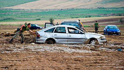 Macedonia decreta el estado de emergencia por las inundaciones