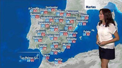 El tiempo en Canarias - 08/08/2016