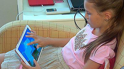 Móviles, tablets y videoconsolas ocupan gran parte del ocio de los más pequeños