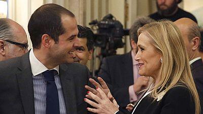 La propuesta de Albert Rivera tiene muchas similitudes con otros pactos que ha cerrado Ciudadanos con PP y PSOE... Como el de la comunidad de Madrid o el de Andalucía. Cuatro de las seis condiciones que Albert Rivera le ha puesto a Mariano Rajoy figu