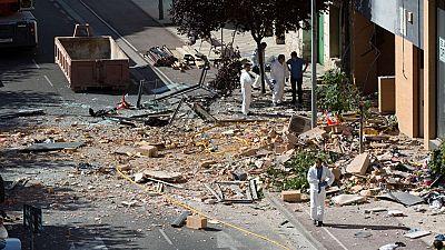 Una persona ha muerto esta madrugada en Tudela tras producirse una explosión en su vivienda