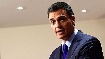 """El PSOE reitera su """"no"""" a Rajoy y lamenta que este aplace una semana la decisión sobre las condiciones de C's"""
