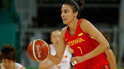La selección de baloncesto se impone a China