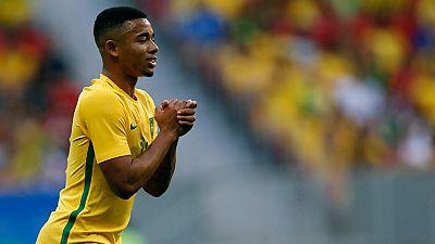 Brasil se impone con facilidad a Dinamarca