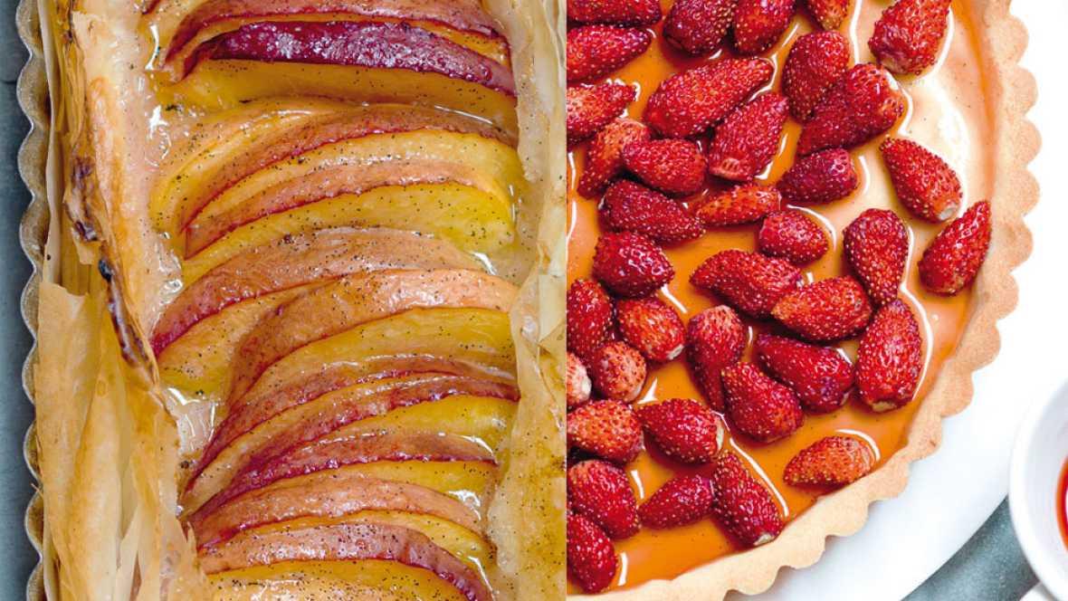 S�lo en agosto, Saber Cocinar viene con una promoci�n especial, 'Tartas con frutas'