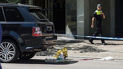 Un hombre dispara a su exmujer en Zaragoza y trata de suicidarse